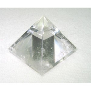 Crystal Stone Table Pyramid